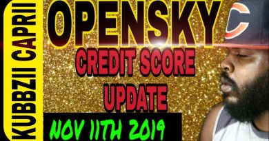 HOW OPENSKY SECURED CREDIT CARD WILL DRASTICALLY RAISE YOUR CREDIT SCORE( Credit Score Update) 2