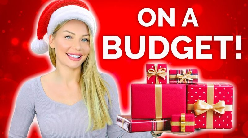 Luxury Gift Ideas - ON A BUDGET! 5