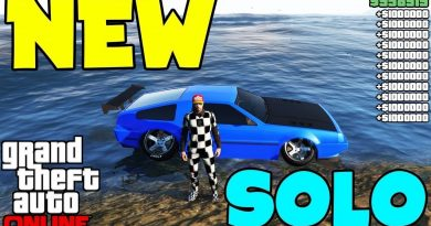 *NEW* GTA 5 Online SOLO MONEY GLITCH To Make You RICH.. (Unlimited Money) *ALL CONSOLES* 4