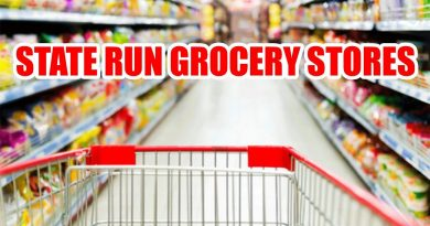State Run Grocery Stores In US. No Buy No Sell @ Sunday Law. Black Friday Madness. Prophet Is A Sign 3