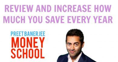 Increase your savings rate regularly   Money School 4