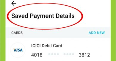 How to Check Paytm Payment Details || Debit Cards & Credit Cards 4
