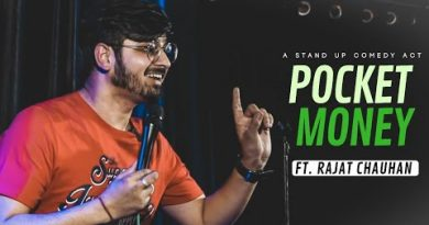 Pocket Money | Stand-up comedy by Rajat Chauhan (Thirteenth Video) 2
