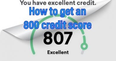 How to get an 800 credit score 2