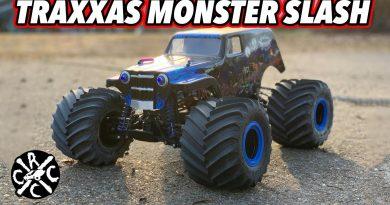Son-uva Digger Traxxas Monster Slash Conversion 3