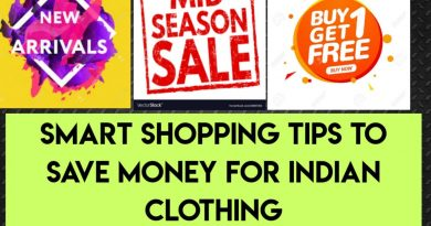 How to shop: Tips to save money and shop smart| A beginners guide to shop for clothing in India 3
