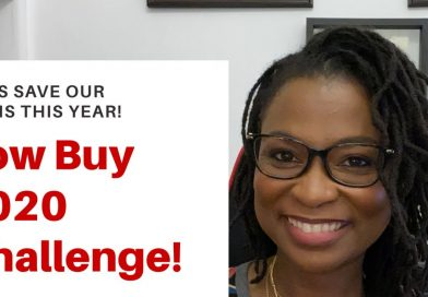 TIPS ON HOW TO DO THE LOW BUY YEAR 2020 CHALLENGE