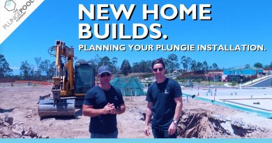 New Home Builds. Planning Your Plungie Installation. 4