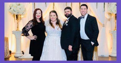 Ali Edwards Product Unboxing & Texas Wedding   Weekly Vlog 2020 3