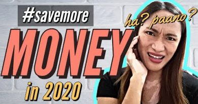 8 Ways on How to Save More Money in 2020 || Paano Mag Ipon 2