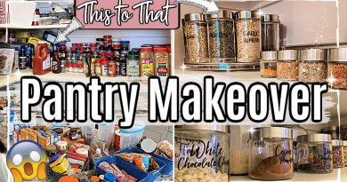 NEW! PANTRY MAKEOVER 2020 :: CLEAN, DECLUTTER + ORGANIZE WITH ME :: ORGANIZING IDEAS ON A BUDGET 2