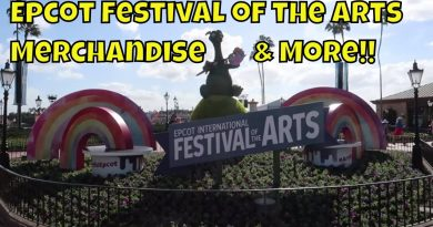 Epcot Festival of the Arts Merchandise and More!! - Walt Disney World 2020 3