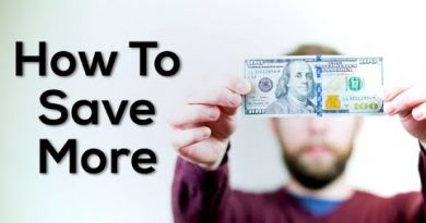 5 MONEY TIPS For A Tight Budget | How To Save More Money 2