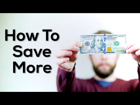 5 MONEY TIPS For A Tight Budget   How To Save More Money 1