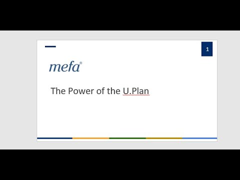 The Power of the U.Plan 1