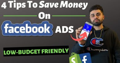 4 Vital Tips To Save Money When Running Facebook Ads | E-Commerce Dropshipping 2020 3