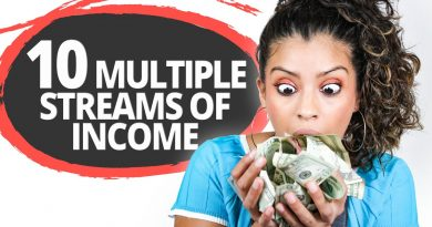 10 Multiple Streams of Income - Ideas That Make Money ($100s) A Day 4