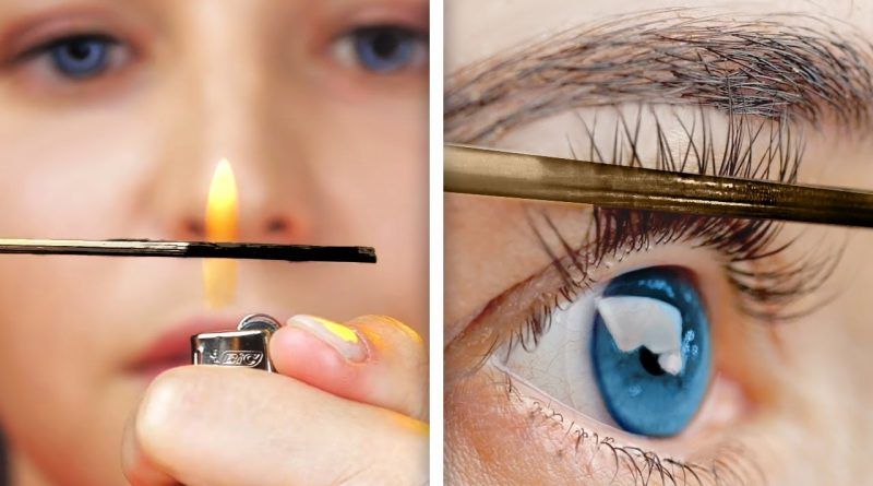 29 CHEAP YET CLEVER MAKEUP IDEAS THAT WILL SAVE YOUR MONEY || GLAM UP YOUR STYLE 8