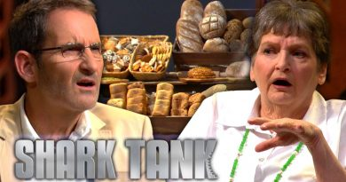 Savvy Granny Made Millions Selling Bread WITHOUT Owning A Credit Card   Shark Tank AUS 4