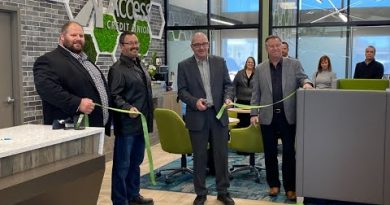 Carman Access Credit Union Grand Opening 2