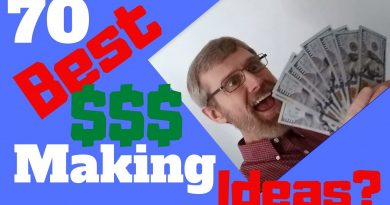 70 BEST MONEY MAKING IDEAS FOR 2020 - Review 2