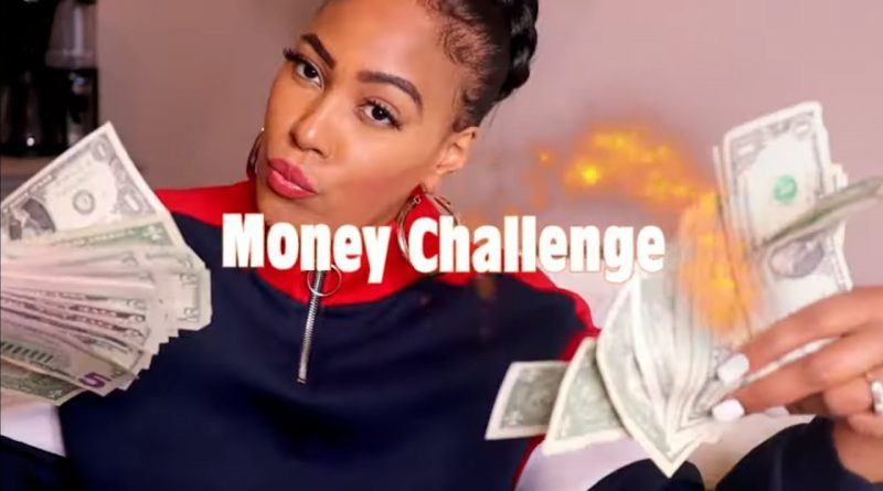 $5 Money Saving Challenge! How much did I Save? Count with Me Counting Money ASMR | Easy Challenge 2