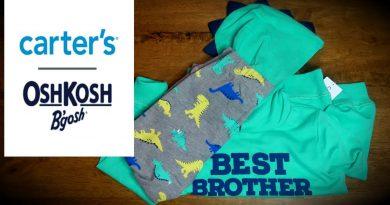 Carter's/OshKosh | Kids Clothing | Haul | Money Saving Tips 3