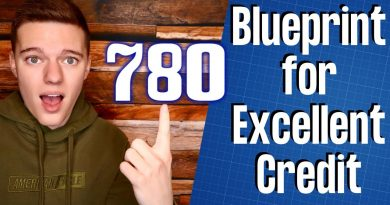 Credit Score Blueprint | How to Build a 780 Credit Score in 1 Year 2