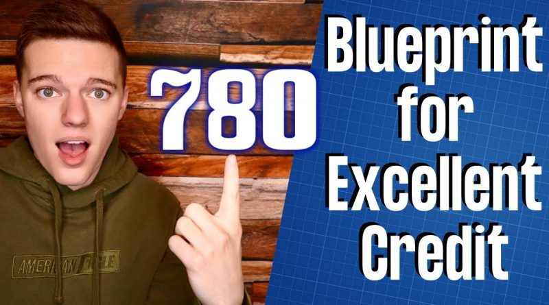 Credit Score Blueprint | How to Build a 780 Credit Score in 1 Year 8