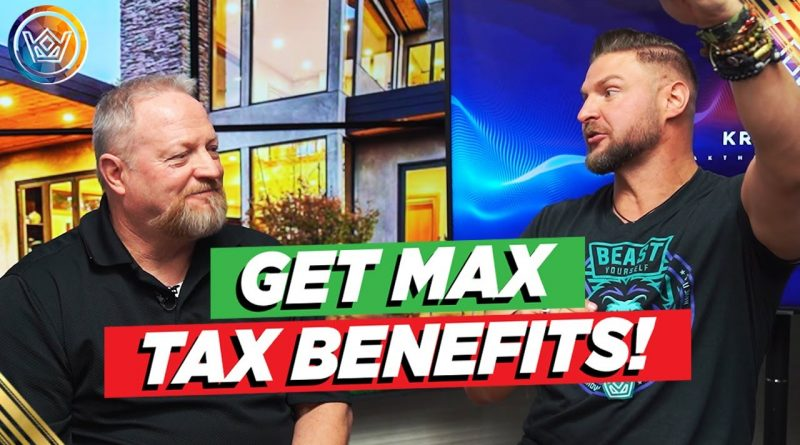 How To Dump Business Profits In Real Estate For Max Tax Benefits 1