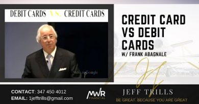 Frank Abagnale - Credit Card VS Debit Cards | Jeff Trills Jantuah | MWR Financial 4