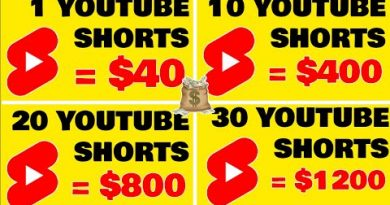 Earn Money $400 Per Day With YOUTUBE SHORTS (Make Money Online 2021) 3