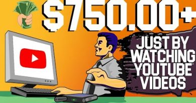 FREE $100/HOUR By Watching YouTube Videos (Make Money Online 2021) 4