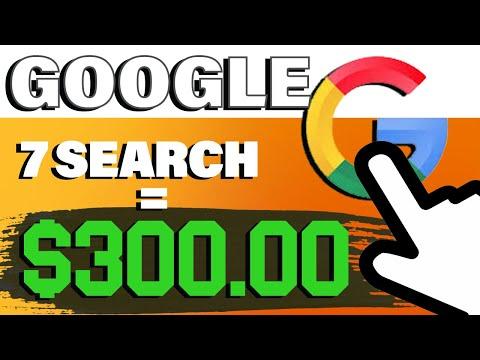Make $1200! JUST Searching On Google   1000% WORKING (Make Money Online 2021) 7