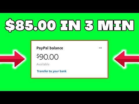 Make $80.00 Every 3 Min In Paypal Money! (Make Money Online 2021) 9