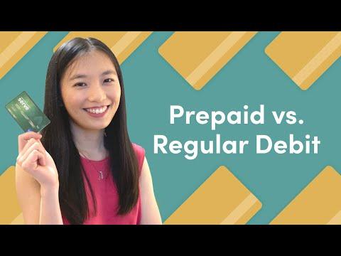 What Is A Prepaid Debit Card? 1