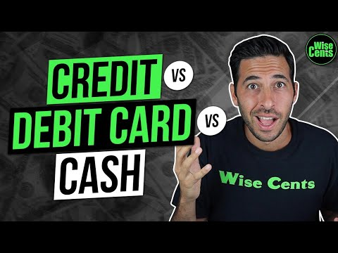 Credit Card vs Debit Card vs Cash | Which Is Better? Pros vs Cons 1