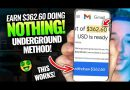 How To Make Money Online DOING NOTHING ($1,000+!)   Make Money Online For FREE