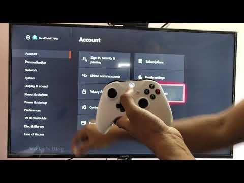 2021: How to REMOVE your CREDIT CARD or DEBIT CARD details from XBOX One Console? Clear Version 1