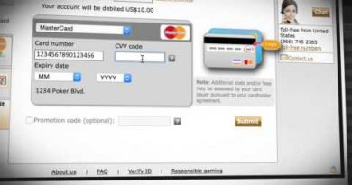 How to make a Credit Card or Debit Card deposit 2