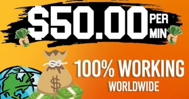 EARN $50 Per Minute! - Easy Way to Make Money Online 2021 2