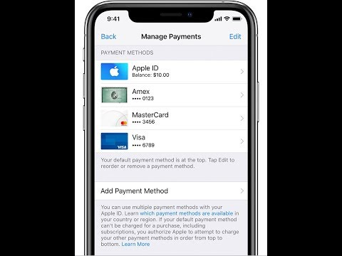 How To Add Credit Or Debit Card On iOS 13 (100% Working) 8