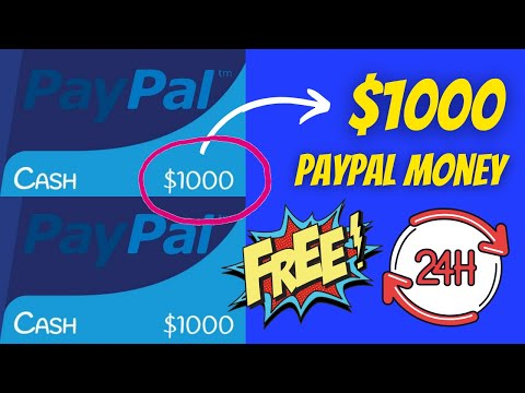 Get Paid $1000 In 24 Hours Using THIS Free Website (Make Money Online) 1