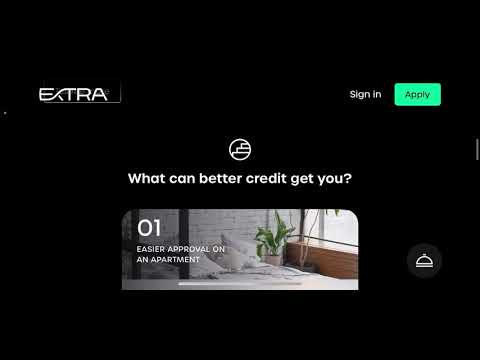 Debit Card that Helps you Build Credit.....Extra Debit Card review 1