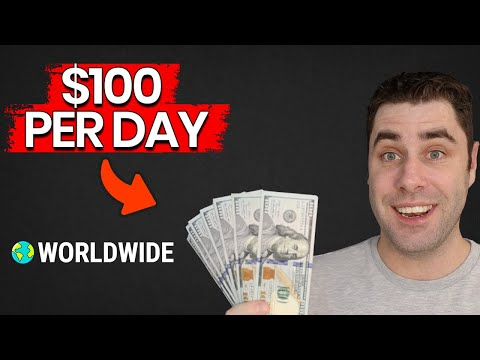 How To Make Money Online & Make $100 A Day As A Broke Beginner! 1