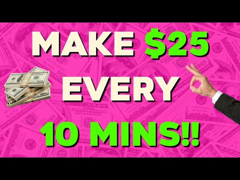 Earn $25 Every 10 Minutes TYPING CAPTCHAS   Make Money Online 1