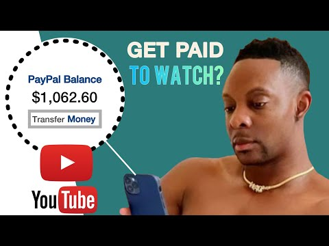 Get Paid $1,000+ Per Day To Watch Youtube Videos 2021   Make Money Online 2021 1